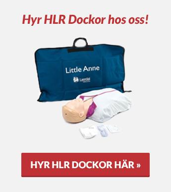 Hyra HLR Dockor